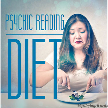 Psychic Reading- Diet, Who or What is Holding you back from weight loss and health?  Accurate and in-depth reading, email or video reading