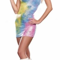 Women's Dreamgirl 60's Love Child Costume