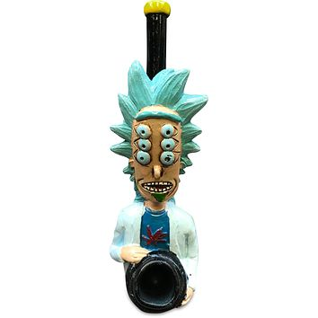 Resin Pipe - Rick Sanchez