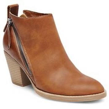 Women's dv Jameson Double Side Zip Booties : Target