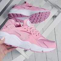 Nike Air Huarache Run Fashion Sport Shoes Sneakers Shoes