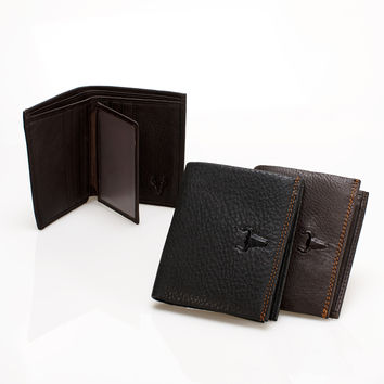 Leather Men Big Capacity Hot Sale Wallet [9026226627]
