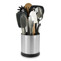 OXO Good Grips® Stainless Steel Rotating Utensil Holder