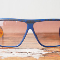 Vintage Sunglasses 1980's By Zeiss Made in W.Germany Nos Great Color with zeiss lens