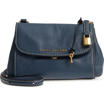 MARC JACOBS Mini The Boho Grind Leather Shoulder Bag | Nordstrom