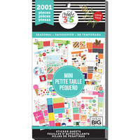 Create 365® The Happy Planner® Mini Sticker Sheets, Seasonal