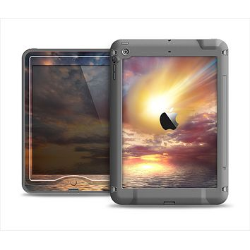 The Fiery Metorite Apple iPad Mini LifeProof Nuud Case Skin Set