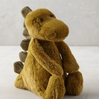 Peaceful Dino Stuffed Animal by Anthropologie in Holly Size: One Size House & Home