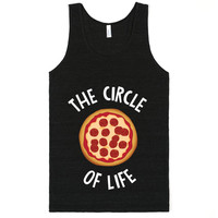 Circle Of Life Pizza (Dark)