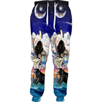 Reaching for the moon Joggers