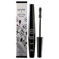 Nyx Cosmetics Doll Eye Volume Mascara - Black Volume Ulta.com - Cosmetics, Fragrance, Salon and Beauty Gifts