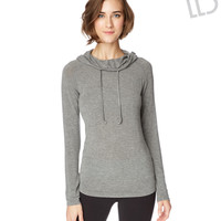 Live Love Dream Womens LLD Lightweight Popover Hoodie