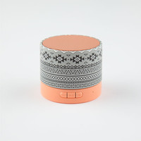 Lmnt Portable Bluetooth Stereo Speaker Grey One Size For Women 26148011501
