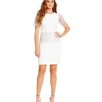Belle Badgley Mischka Kamila Dress | Dillards