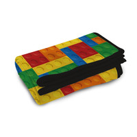 Lego Fleece Blanket Kids Blanket