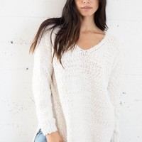 Luella Sweater - Cream