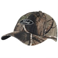 Ford - Logo Camouflage Outdoor Adjustable Cap
