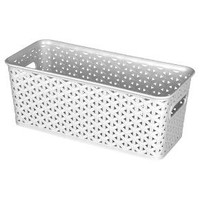 Y Weave Rectangle Storage Bin - Room Essentials™