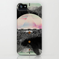 Candy Floss Skies iPhone & iPod Case by Dawn Gardner