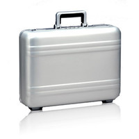 "Business :: Aluminum :: 5"" Silver Attach? - Official Website for Zero Halliburton - Aluminum laptop case"