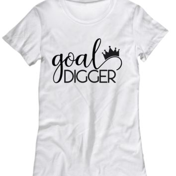 Goal Digger Top Light Gift for Women