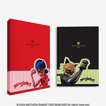 Miraculous Ladybug Diary /Planner (2016 Limited Edition) (Red)