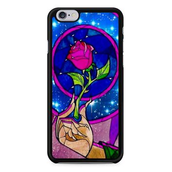 Beauty And The Beast Rose iPhone 6/6S Case