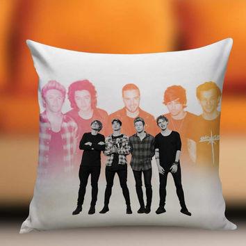 Pillow Cover / Case 5sos and 1D Pillow