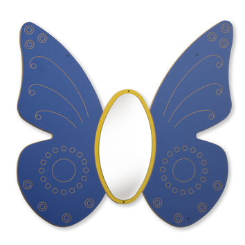 Whitney Brothers Butterfly Mirror
