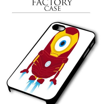 despicable me ironman iPhone for 4 5 5c 6 Plus Case, Samsung Galaxy for S3 S4 S5 Note 3 4 Case, iPod for 4 5 Case