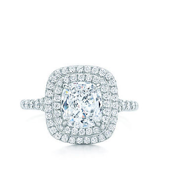 Tiffany & Co. | Engagement Rings | Tiffany Soleste | United States