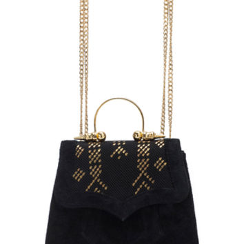 Micro Palmette Tally Backpack | Moda Operandi