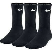 DCCKV2S NIKE Men's Lightweight Crew Socks (Pack of 3)