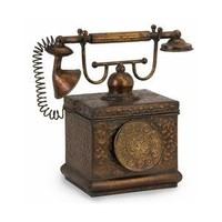 Telephone Decorative Box - IMAX - 87096 - Decorative Accesso... - Polyvore