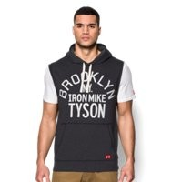 Under Armour Men's Roots Of Fight Mike Tyson Sleeveless Hoodie