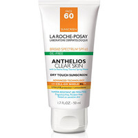 Anthelios 60 Clear Skin Dry Touch Sunscreen SPF 60