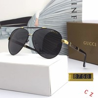 GUCCI Fashion Shades Eyeglasses Glasses Sunglasses