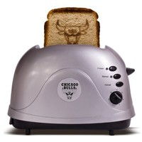 NBA Chicago Bulls Protoast Team Logo Toaster