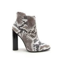 New Chunky Heel Ankle Boots