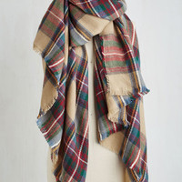 Loch and Key Scarf by ModCloth