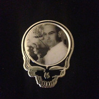 "Steal Your Face ""Albert Hofmann"" Pin"