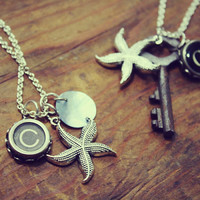 Design Your Own Vintage Typewriter Key & Large by Cloud9Jewels