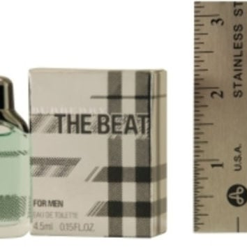 burberry the beat edt .15 oz mini by burberry Case of 2