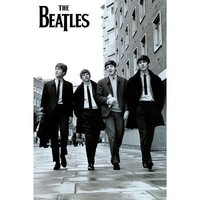 NMR/Aquarius Beatles Street Poster