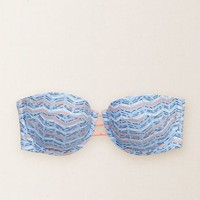 Aerie Women's Holly Bikini Top (Cloud Wash)