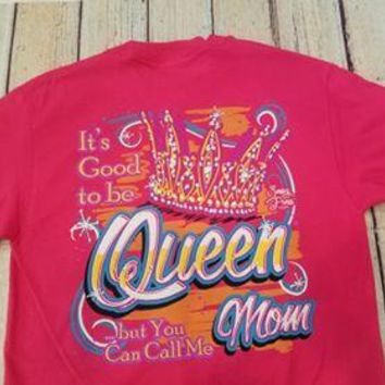 Queen Mom - SF - Adult T-Shirt