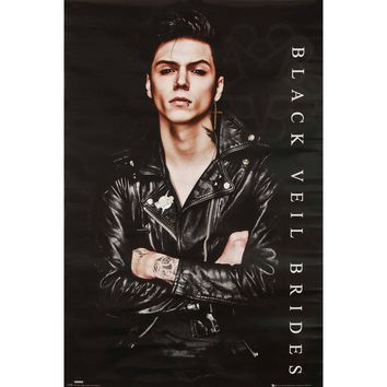 Black Veil Brides Domestic Poster