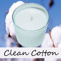 Clean Cotton Candle in Tumbler 13 oz