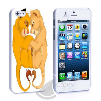 Simba and Nala The Lion King iPhone 4s iPhone 5 iPhone 5s iPhone 6 case, Galaxy S3 Galaxy S4 Galaxy S5 Note 3 Note 4 case, iPod 4 5 Case