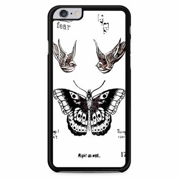 Tattoo Harry Style One Direction iPhone 6 Plus / 6s Plus Case